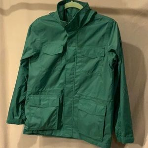Lands End Boys Rain Jacket